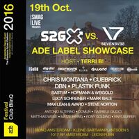 ADE Label Showcase BlinQ Amsterdam presented by Seveneves Records, S2G